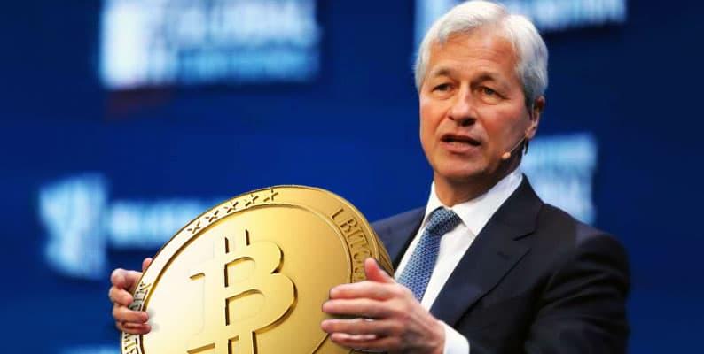 JP Morgan резко сменил свое отношение к биткоину