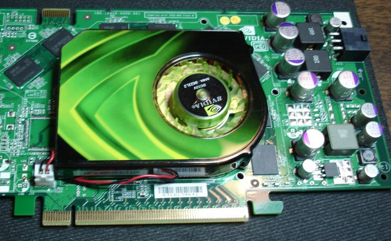 Nvidia предложила магазинам ограничить реализацию видеокарт майнерам