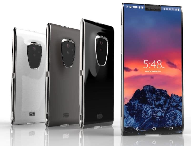 Швейцарская компания SIRIN представила свой первый блокчейн-смартфон