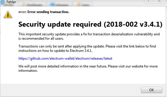 Разработчики крипто-кошелька Electrum предупредили пользователей о фишинговой атаке рис 2