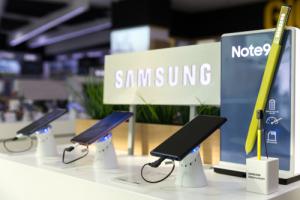 Samsung регистрирует товарный знак для криптовалютного кошелька