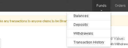 Биржа криптовалют Binance (Бинанс): особенности, регистрация, как торговать и выводить средства рис 9