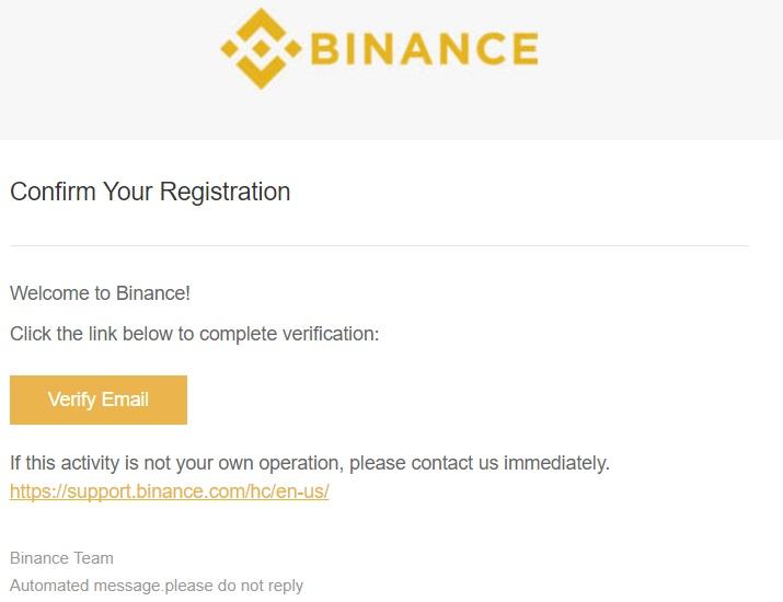 Биржа криптовалют Binance (Бинанс): особенности, регистрация, как торговать и выводить средства рис 3