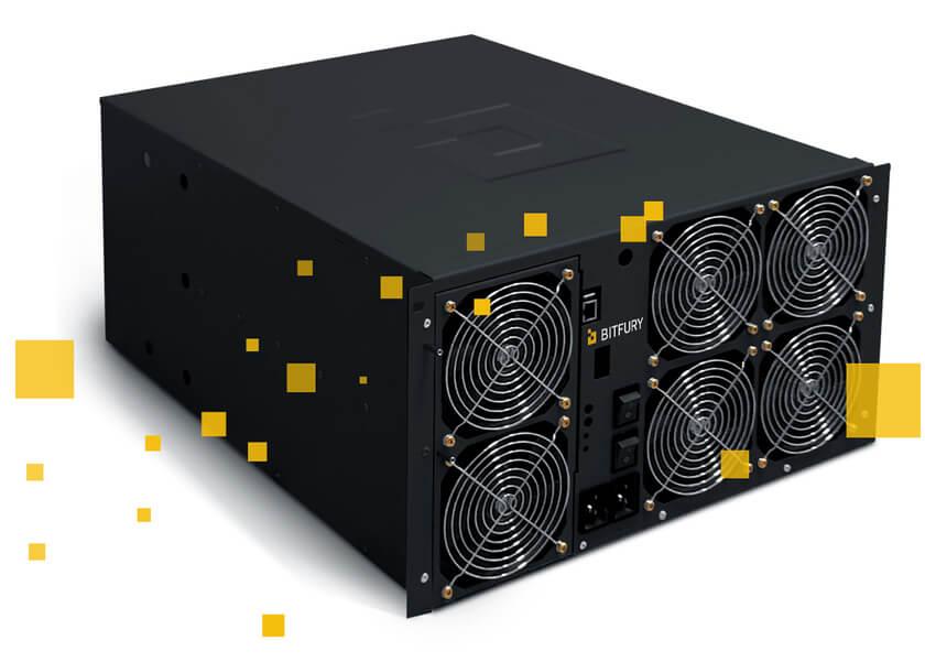 Bitfury Group представил ASIC-майнер Tardis с мощностью 80 TH/s