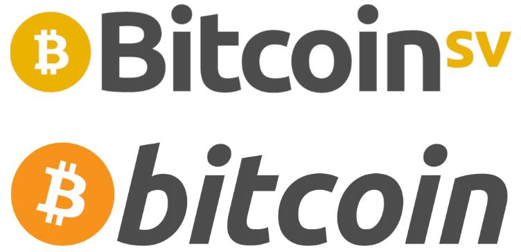 Новый логотип Bitcoin SV подозрительно похож на логотип Bitcoin