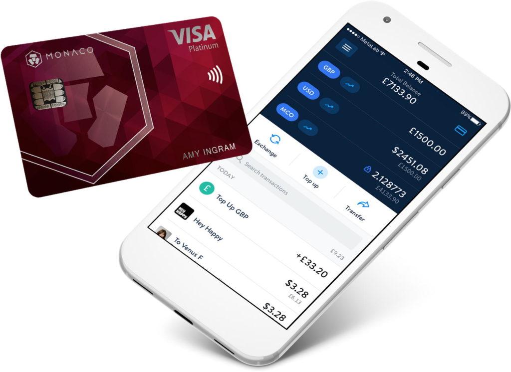 Обзор экосистемы Monaco (MCO): криптовалюта, приложение, дебетовая карта