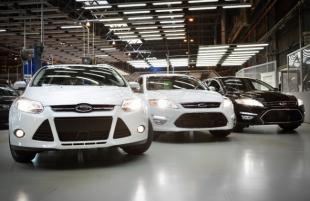 Ford Sollers готов собирать внедорожники на заводе в Ленобласти