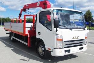 Компания JAC расширяет дилерскую сеть в России