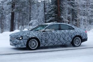 Компания Mercedes презентует в Женеве универсал CLA Shooting Brake