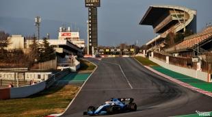 Тестовые заезды Formula 1 в Барселоне определили фаворитов