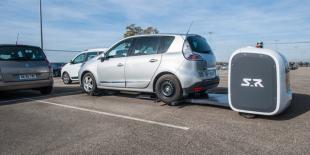 Робот-парковщик Стэн прошел успешные испытания во Франции