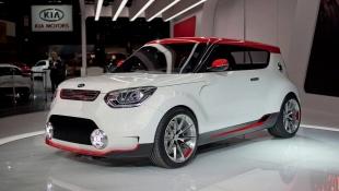 Компания Kia начнет продажи модели Soul в РФ летом