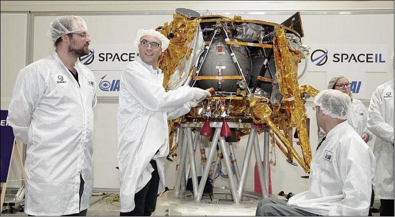 SpaceX осуществила свою 70-ю миссию в рамках очередного третьего повторного запуска Falcon 9, выведя на орбиту первый (частный!) израильский лунный зонд рис 2