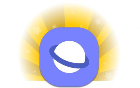 Браузер Samsung Internet Browser перешел на новый интерфейс One UI и получил поддержку темной темы Dark Mode (пока только в бета-версии)