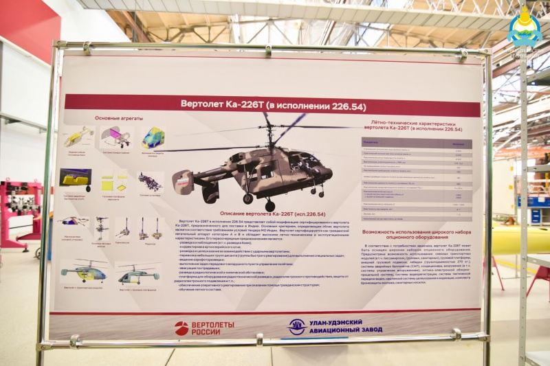 <span>Модернизированный вертолет Ка-226Т</span>/ ©Звезда