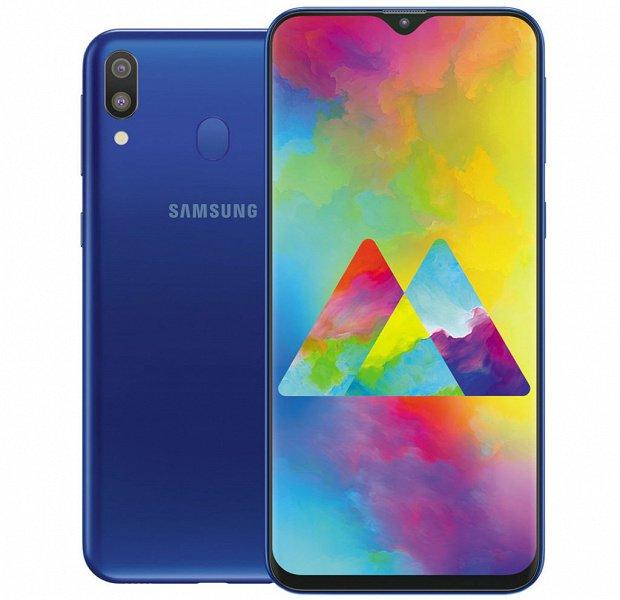 Бестселлер Samsung Galaxy M20 с аккумулятором на 5000 мА·ч выходит в Украине рис 2