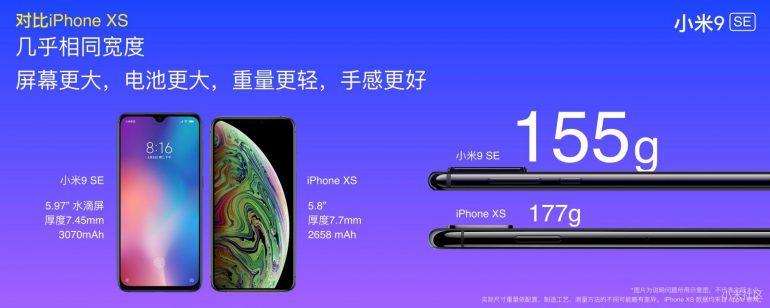 Дешевый флагман Xiaomi Mi 9 SE стал первым смартфоном на SoC Snapdragon 712, цена — меньше 0 рис 3