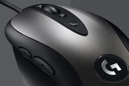 Logitech возрождает свою классическую игровую мышь MX518 – модель G MX518 сочетает прежний дизайн и новые технологии