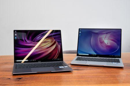 Huawei показала обновлённый ноутбук MateBook X Pro и полностью новый MateBook 14