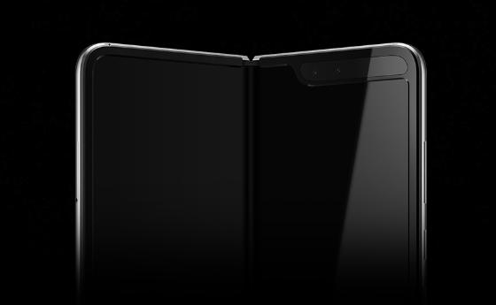Складывающийся смартфон с гибким экраном Samsung Galaxy Fold красуется на первых официальных изображениях перед сегодняшним анонсом рис 2