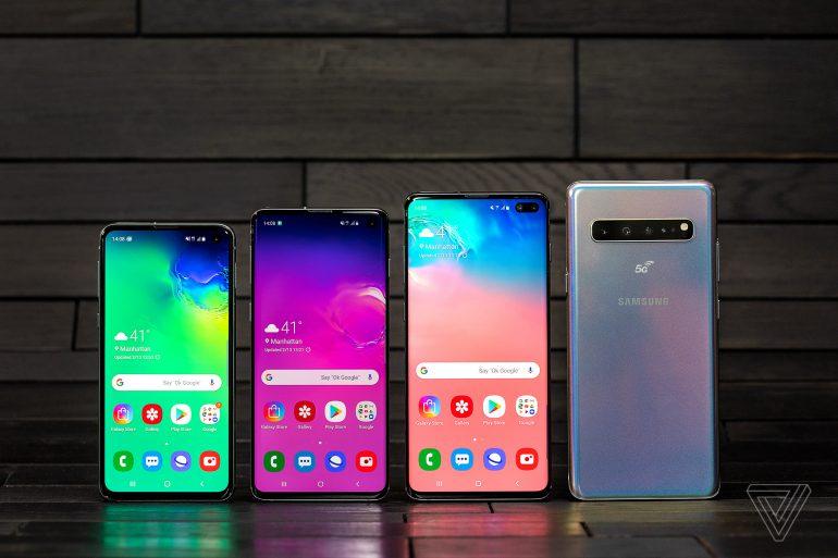 Смартфон Samsung Galaxy S10 5G получил экран диагональю 6,7 дюйма и шесть камер рис 3