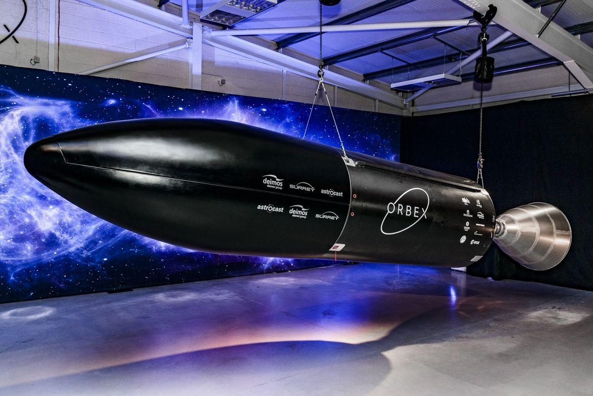 Представлен самый большой ракетный двигатель, напечатанный на 3D-принтере