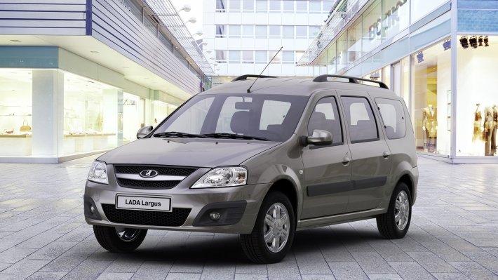 «АвтоВАЗ» начал производство двухтопливной модели Lada Largus CNG