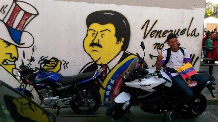 Ситуация в Венесуэле продолжает оставаться напряженной