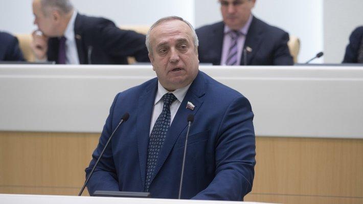 Член Комитета по обороне и безопасности Совета Федерации РФ Франц Клинцевич