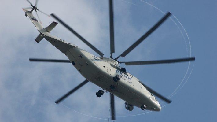 «Вертолеты России» планируют во втором квартале 2019 года передать Ми-26Т2В на государственные испытания
