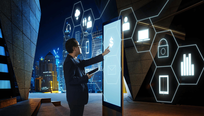 технологии будущего в области финансовых услуг