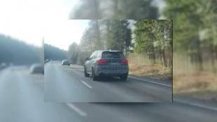 В Сети опубликовано видео новых моделей BMW M8 и BMW X5 M
