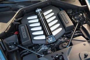 Компания Rolls-Royce не будет отказываться от 12-цилиндровых моторов