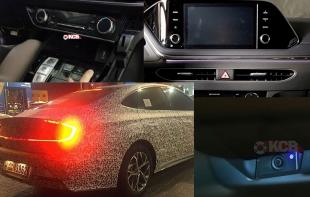 Интерьер Hyundai Sonata рассекречен до официальной премьеры