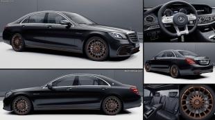 Компания Mercedes-Benz презентует в Женеве модель AMG S65 Final Edition