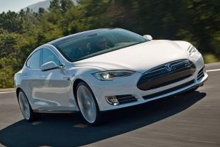 Tesla Model S - лучший электромобиль в мире