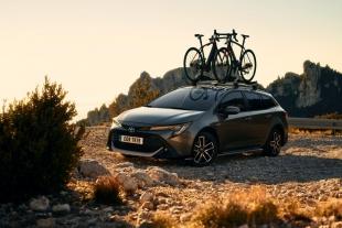 Компания Toyota привезла в Женеву модель Corolla Trek