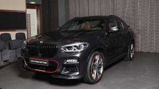 Ателье AC Schnitzer презентовало кросс-купе BMW X4