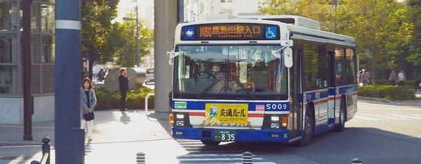 Mitsubishi переведет японский автобусный сервис на ИИ