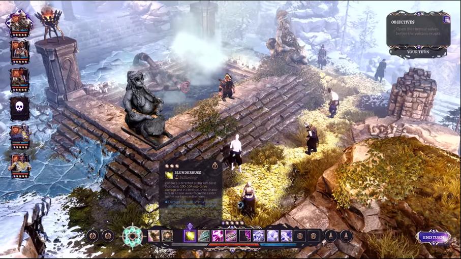 Divinity: Fallen Heroes— XCOM смагией, древним злом икооперативом надвоих рис 2