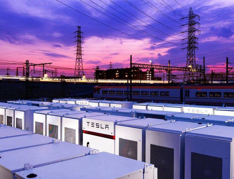 Tesla установила крупнейшую в Азии аккумуляторную систему резервного питания за рекордные два дня рис 2