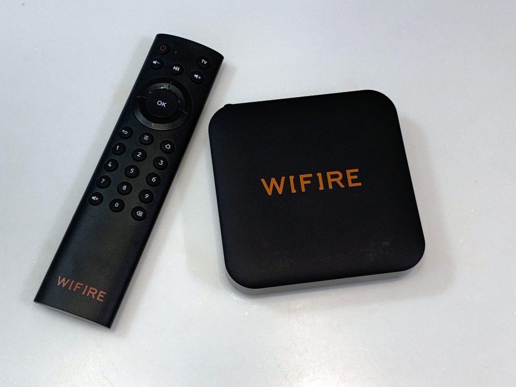 Обзор приставки Wifire TV: Смарт ТВ в кармане