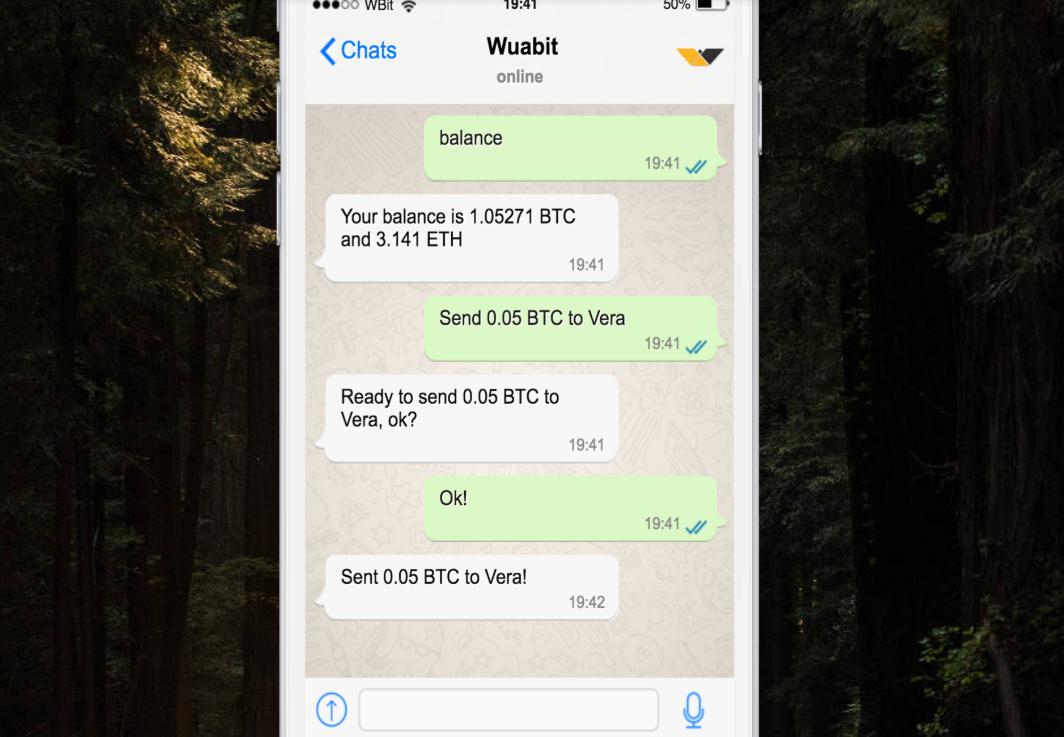 Стартап нашел способ отправлять криптовалюту через WhatsApp, Telegram, Viber и по SMS рис 2