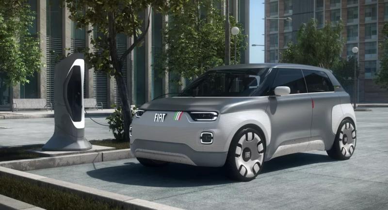 FIAT представила Centoventi
