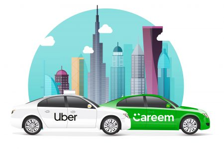 Uber приобрел ближневосточную компанию-конкурента Careem за ,1 млрд