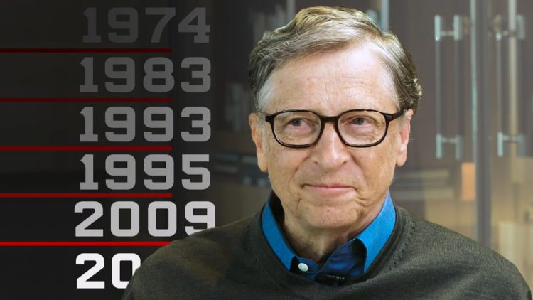 10 важнейших технологий 2019 года по мнению Билла Гейтса и MIT