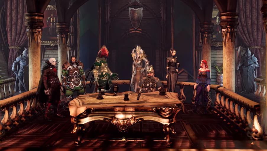 Divinity: Fallen Heroes— XCOM смагией, древним злом икооперативом надвоих рис 3
