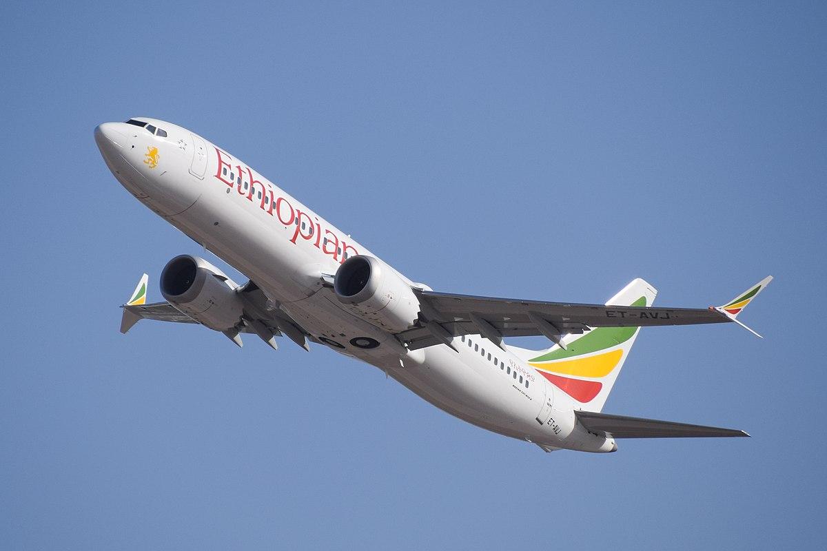 Разбившийся в Эфиопии самолет / ©wikipedia