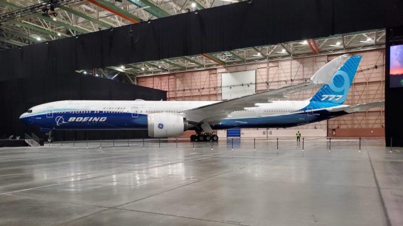 Boieng 777X