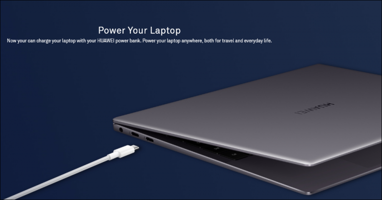 40-ваттный портативный аккумулятор Huawei емкостью 12 000 мА·ч подходит и для зарядки ноутбуков, но стоит 100 евро рис 6